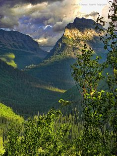 Montana... Glacier National Park