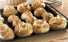 Égetett (forrázott) tésztafánk alaprecept Bread, Cake, Recipes, Food, Brot, Kuchen, Essen, Baking, Eten