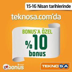 Teknosa.com 15-16 Nisan 2013 Axess'e Özel  Chip Para Kazanma Fırsatı