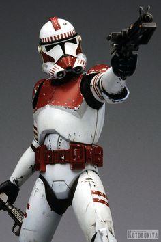 Star Wars - Shock Trooper