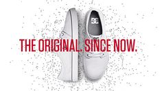 DC Shoes introduces the Trase. The Original. Since Now.