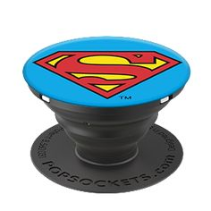 Superman Logo Popsocket