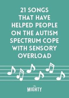21 Songs That Have Helped People on the Autism Spectrum Cope With Sensory Overload
