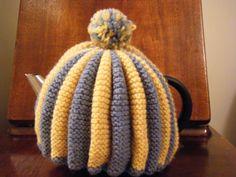 A traditional tea cosy