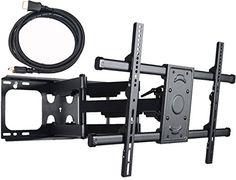 VideoSecu MW380B2 Full Motion Articulating Dual Arms TV W... https://www.amazon.com/dp/B001LL5JDA/ref=cm_sw_r_pi_dp_x_9hlOyb3FJN83X