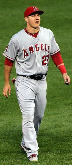 Mike Trout, the only reason to watch the Angels!