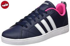 adidas Cloudfoam Daily QT LX W, Sneaker Basses Femme, Noir (Negbas/Negbas/Plamet), 36 EU