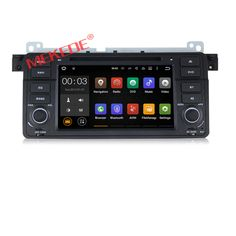 1024*600 Quad Core Car DVD Player Stereo Android7.1 For bmw e46 Free shipping  Bluetooth gps navigation mirror link Ipod #Affiliate