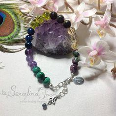 Diabetes Awareness Bracelet Holistic Jewelry Gifts for Her Chakra Jewelry Spiritual Healing Jewelry Crystals for Diabetes Unique Gifts