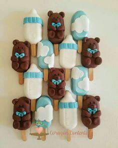Ice Cream Pops, Yummy Ice Cream, Ice Pops, Cakepops, Paletas Chocolate, Magnum Paleta, Chocolate Covered Treats, Party Food Platters, Balloon Cake