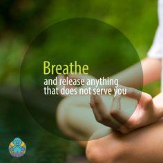 Breathe. .......