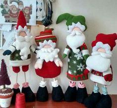 De facebook muñecos de navidad Christmas Crafts, Christmas Decorations, Xmas, Christmas Tree, Christmas Ornaments, Holiday Decor, Stuffed Animal Patterns, Christmas Stockings, Diy And Crafts