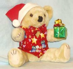 http://www.bearfamilygifts.com/mr-christmas-bear-1.html  What a nice gift for someones special!