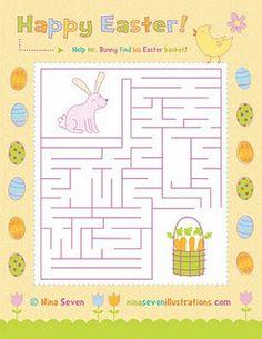 :)Easter printable