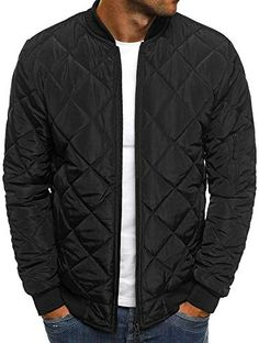 YYG Mens Camo Print Hooded Stand Collar Warm Down Quilted Jacket Coat Outwear