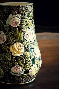 Art Nouveau vase | Flickr - Photo Sharing!