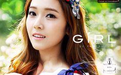 Girls Generation Jessica | Girls' Generation Girl Perfume Set ::Jessica:: Wallpaper