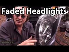How to Restore Headlights PERMANENTLY - YouTube