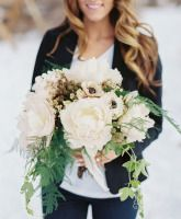 Ethereal + Elegant Wedding Inspiration at The White Sparrow Barn - Style Me Pretty