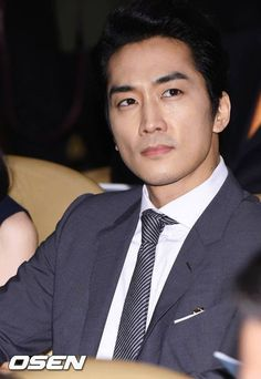 Song Seung Heon 49th taxpayer days presidential award 3 Mart 2015