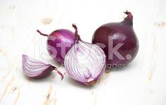Oignons rouges  – banque photo libre de droits