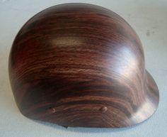 Motorcycle Helmet Custom wood print by Wlalana on Etsy, $60.00