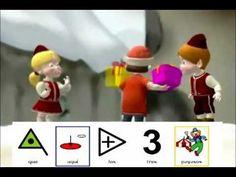 Villancico con pictogramas: Navidad con Paz - YouTube