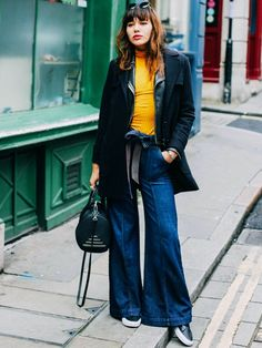 12 Ways the International Blogging Set Has Spring Style in Check via @WhoWhatWearUK