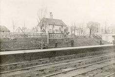brockley-station 1890