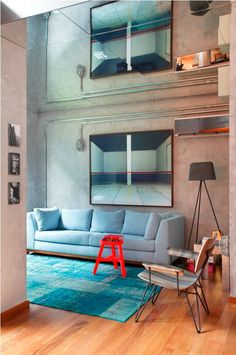 spiegelend-pafond