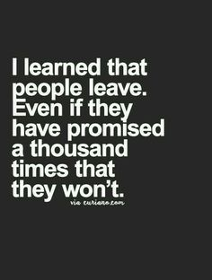 Even if they promise u 6 births..they would still find something wrong in u..& leave..u can not make him stay..if he is not ready..if he is never sure..