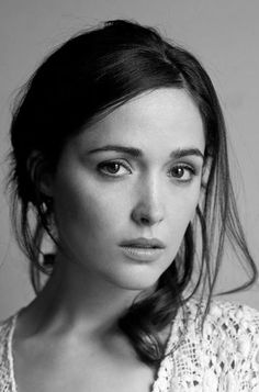 Australian actress Rose Byrne. Born Mary Rose Byrne 24 July 1979, Balmain, New South Wales