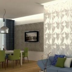 Feature Walls is an exciting new range of interior wall décor. Durable and environmentally friendly wall cladding that creates new possibilities. & 17 best 3D Wall Panels images on Pinterest | 3d wall panels ...