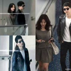 """Our SongSong Couple *pic cr to owner Korean Celebrities, Korean Actors, Celebs, Descendants Of The Sun Wallpaper, Song Joong Ki Birthday, Decendants Of The Sun, Song Joon Ki, Sun Song, Korean Drama Series"