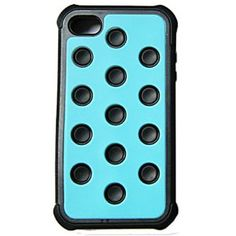 CrazyOnDigital Blue Armor Case for Samsung Galaxy S III S 3 I9300