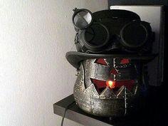 Steampunk Halowe'en