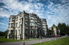 #Kerry # Castle #Wedding #LoveBallyseede Castle, Street View, Mansions, House Styles, Wedding, Valentines Day Weddings, Manor Houses, Villas, Castles