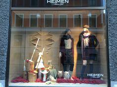 Windowdisplay / Heimen Husflid / Oslo / Parallell AS