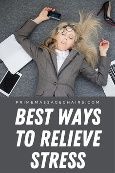 Does your work stress you out a lot? In this article, we will show you how to relieve stress like a pro and live a stress-free life. Click through to read now. Work Stress, Stress Free, Ways To Relieve Stress, Massage Benefits, Do You Work, Stressed Out, Improve Yourself, Life