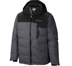 Around town or on the mountain this versatile hooded down jacket keeps you warm during cold-weather outdoor activities or everyday errands.