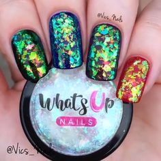 You Should Try These Amazing Nail Art Ideas A Video Full of Gorgeous Nail Art Ideas Pretty Nail Art, Cute Nail Art, Nail Art Diy, Diy Nails, Nail Art Designs Videos, Nail Art Videos, Cute Nail Designs, Nail Art Vert, Korean Nail Art