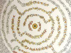 Colored Pencil Tutorial Secret Garden Adult Coloring Book