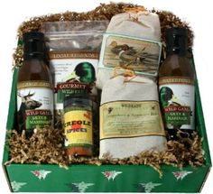 The Outdoorsman Gourmet Gift Box: My wife got me this last year and I ...