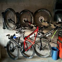 1000 Ideas About Vertical Bike Rack On Pinterest Bike