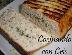 Cocinando con Cris: Pastel de Pollo Dukan II