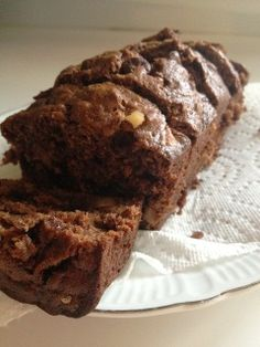 Triple Chocolate Banana Bread via Oven Of Happiness.