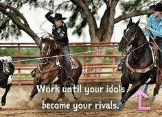 Work until your idols become your rivals. #ropelikeagirl LDG