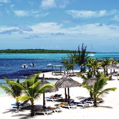 Mauritius - A unique blend of cultures, beautiful beaches and stunning scenery. Airline Booking, Book Cheap Flights, Mauritius, Beach Bum, Beautiful Beaches, Islands, Scenery, Ocean, Culture