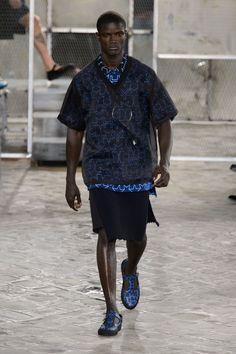 Givenchy SpringSummer 2016 Collection - Paris Fashion Week - DerriusPierreCom (24)