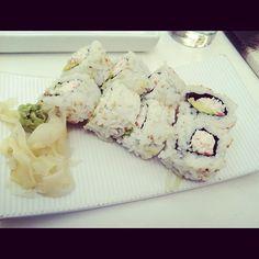 Sushi at Katsuya at The Americana at Brand.